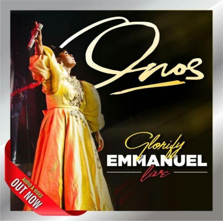 DOWNLOAD MP3: Onos Ariyo – Glorify Emmanuel