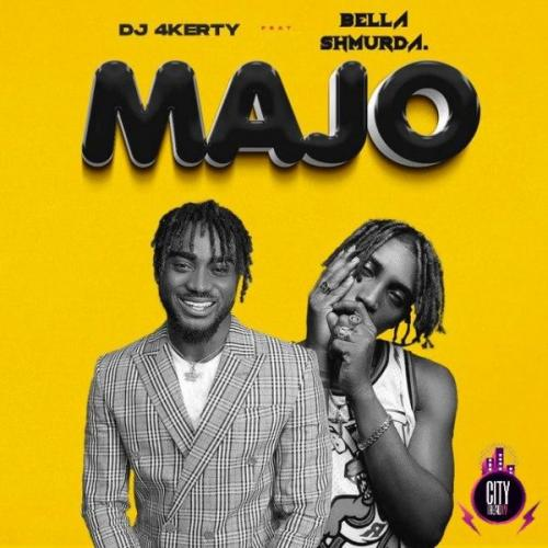 DOWNLOAD MP3: DJ 4Kerty ft. Bella Shmurda – Majo