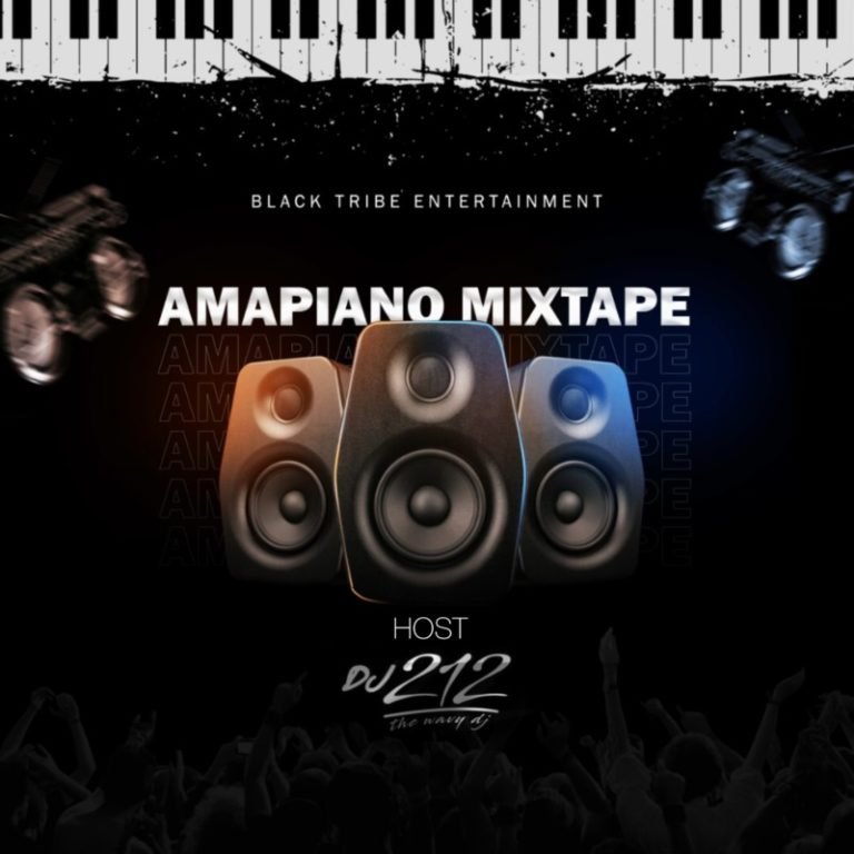DOWNLOAD: DJ 212 – Amapiano Mixtape