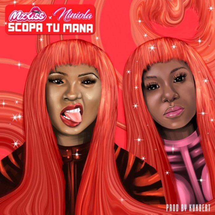 DOWNLOAD MP3: Mz Kiss ft. Niniola – Scopa Tu Mana