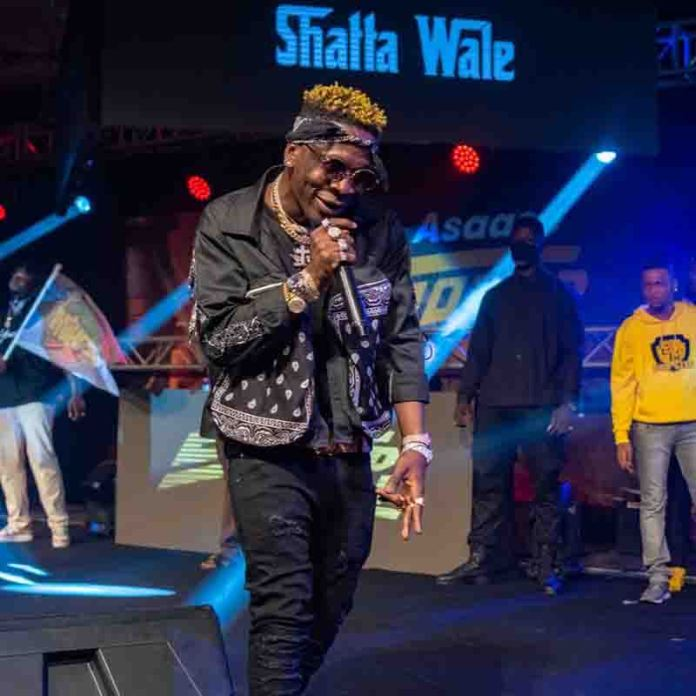 DOWNLOAD MP3: Shatta Wale - We Taya