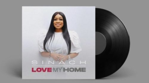 Sinach – Love My Home (Mp3 Download)