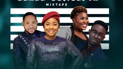 Best Of Mercy Chinwo, Judikay, Chris Morgan And GUC 2021 Mix