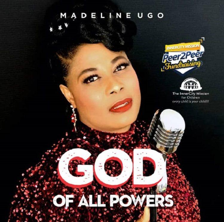 DOWNLOAD MP3: God Of All Powers – Madeline Ugo
