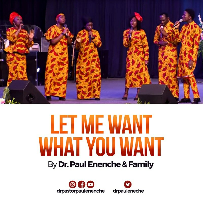 DOWNLOAD MP3: Paul Enenche – Let Me Want What You Want