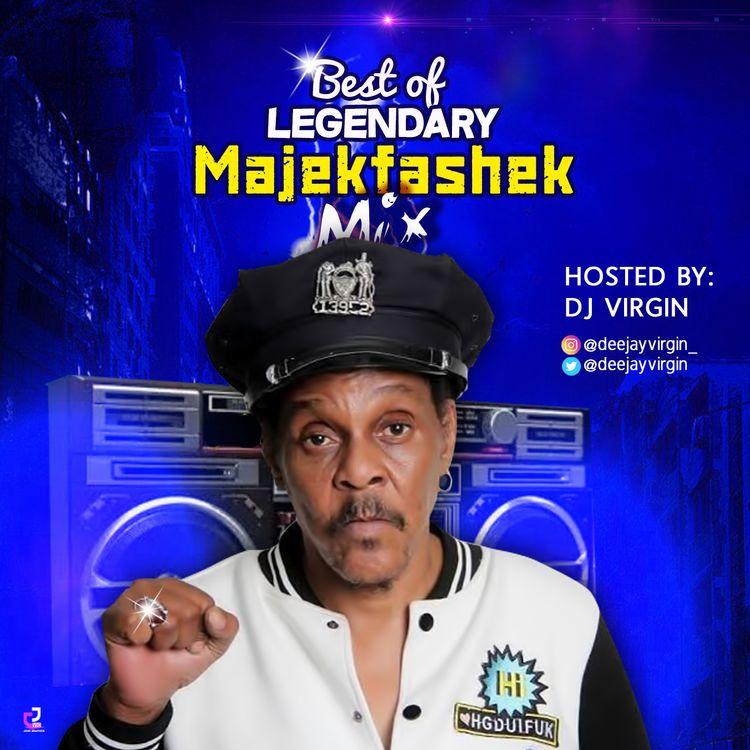 DOWNLOAD: Best of Majek Fashek Mix  2021