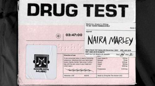 DOWNLOAD MP3: Naira Marley – Drug Test