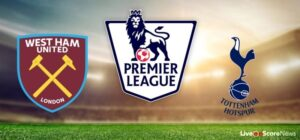 LIVE STREAM: Tottenham VS West Ham United (23/06/2020) 1