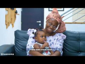 Comedy Video: Taaooma – Mother And Child Connection 1