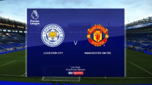 Live stream: Leicester City vs Manchester United 1