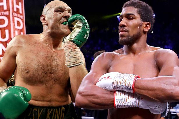 Anthony Joshua And Fury to Fight Soon, Sign £200million Deal