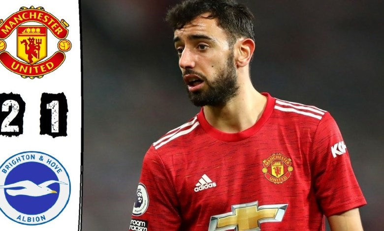 Manchester United vs Brighton 2-1 - Highlights [FAST DOWNLOAD]