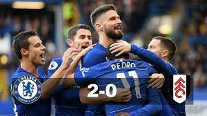 Chelsea vs Fulham 2-0 – Highlights DOWNLOAD VIDEO]