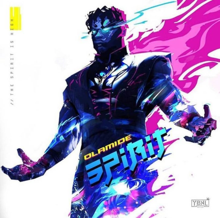 MUSIC: Olamide – Spirit (Prod. By Pheelz)