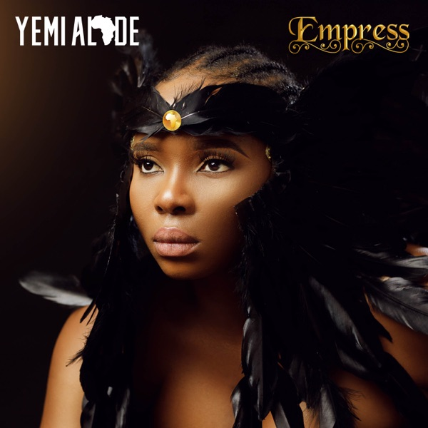 Yemi Alade Empress Album Art