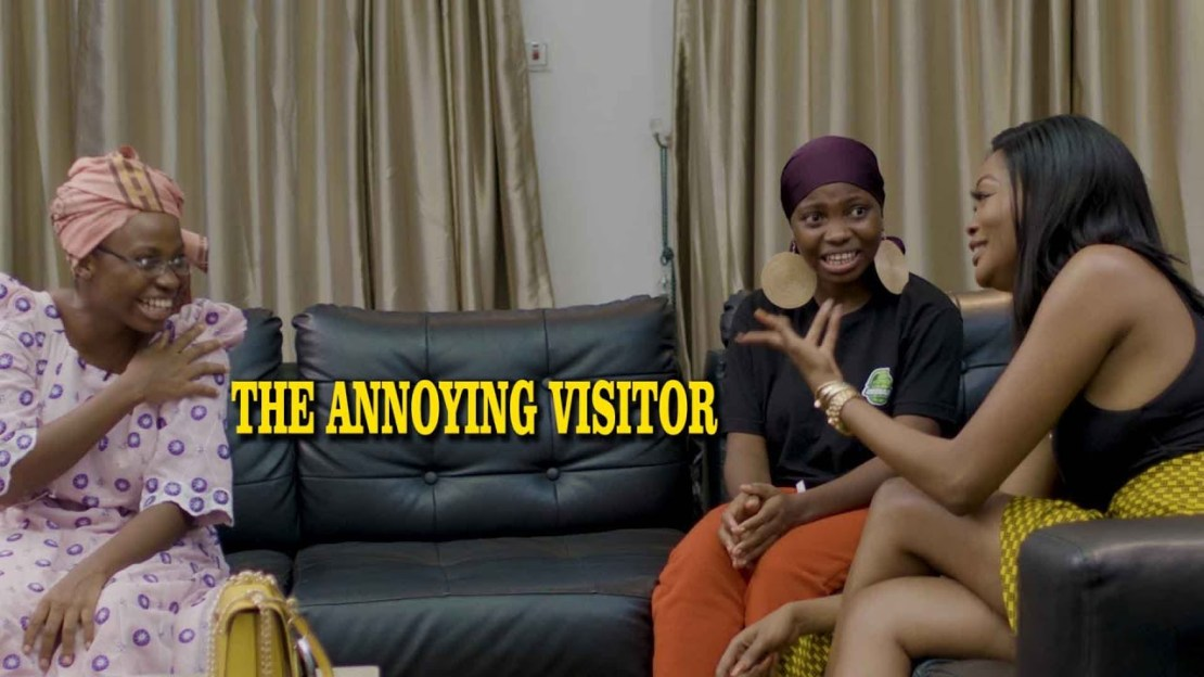 The Annoying Visitor