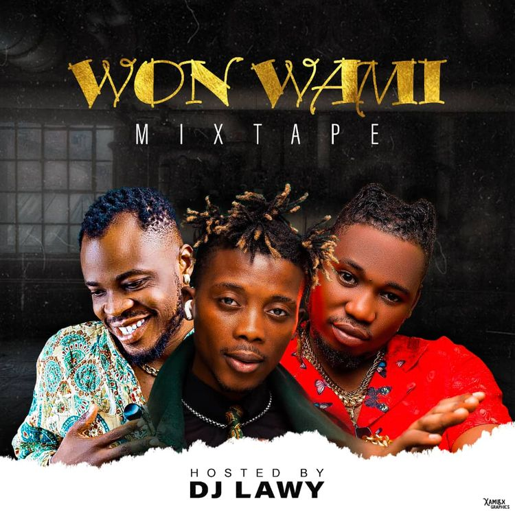 DJ Lawy Won Wami