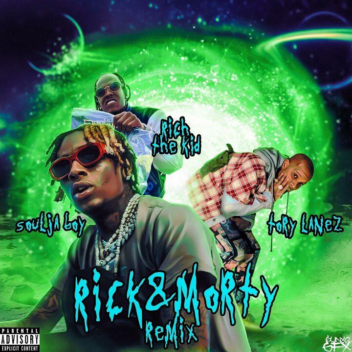 Rick N Morty edited