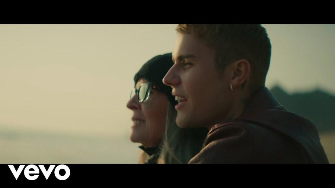 Justin Bieber Ghost Video