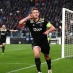 VIDEO: Ajax Vs Juventus 2-1 UCL 2019 Goals Highlights