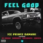 Ice Prince ft. M.I Abaga, Khaligraph, Sarkodie & Kwesta – Feel Good (Refix)