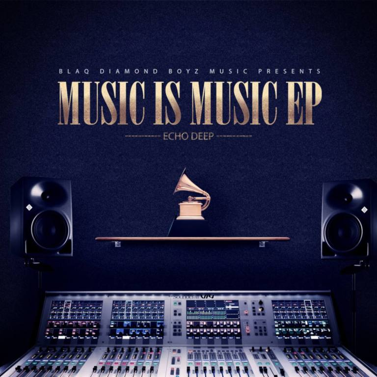 Echo Deep - Music Is Music EP Mp3 Zip Fast Download Free audio