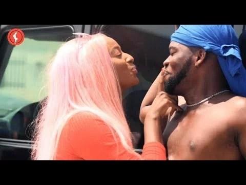 COMEDY VIDEO: Broda Shaggi Finally Kisses Dj Cuppied (Cuppy) Mp4 Download