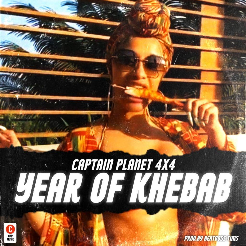Captain Planet (4×4) - Year Of Khebab Mp3 Audio Download