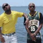 Davido & Olamide Settled Their Beef At Kizz Daniel Concert in Lagos