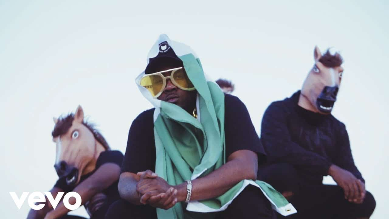 VIDEO: Ice Prince Ft. Blue7fame - Give A Phuck Mp4 Download Fuck