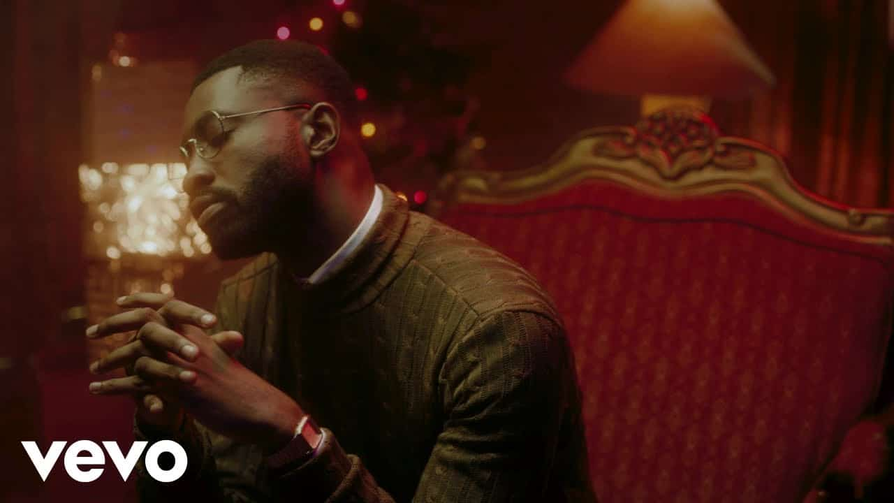 VIDEO: Ric Hassani - All I Want for Christmas Is You Mp4 Download