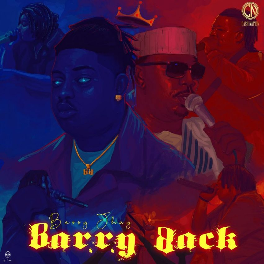 Barry Jhay - Barry Back (New Song) Mp3 Audio Download