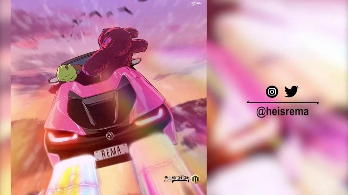 Rema - Beamer (Bad Boys) Mp3 Audio Download