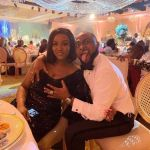 Davido Pictured Grabbing Chioma's Boobs At His Brother's Wedding