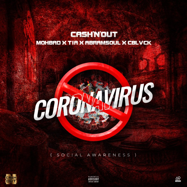 Cash N Out Ft. Mohbad x TIA x Abramsoul x Cblvck - Coronavirus Mp3 Audio Download