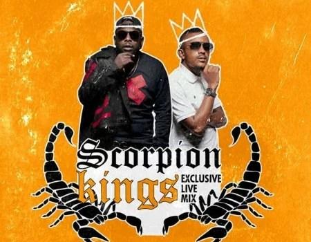 DJ Maphorisa Kabza De Small Scorpion Kings Exclusive Live Mix 3 Mp3 Audio Download