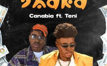 Canabia - Shaka Ft. Teni Mp3 Audio Download