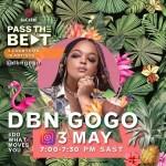 DBN Gogo – Bacardi Amapiano Live Mix
