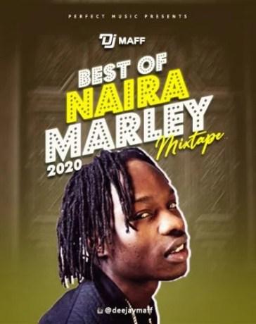 DJ Maff - Best Of Naira Marley 2020 (Mixtape) Mp3 Audio Download