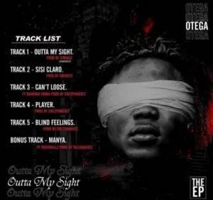 Otega - Outta My Sight (FULL EP) mp3 Zip fast download free audio complete album
