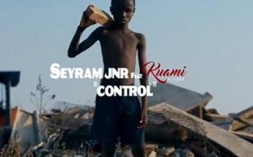 Seyram Jnr -  Control Ft. Kuami Eugene (Audio + Video) Mp3 Mp4