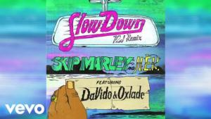 Skip Marley - Slow Down (Remix) Ft. Davido, Oxlade, H.E.R Audio Mp3