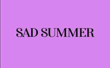 The Big Hash Ft. Malachi - Sad Summer Mp3