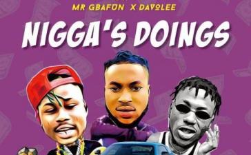 ZaddyMeek Ft. Mr Gbafun, Davolee - Nigga
