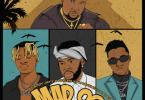 Big Daddy Jayy - Mad Ooo (Remix) Ft. Blaqbonez, PsychoYP, Milli Mp3 Audio Download