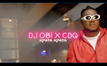 DJ Obi Ft. CDQ - Kpata Kpata Mp4 Download