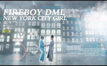 Fireboy DML - New York City Girl Mp3 Audio Download