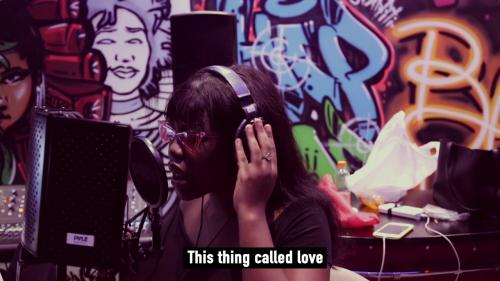 DOWNLOAD MP3: Gyakie – This Thing Called Love (Freestyle)