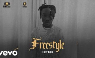 Hotkid - Shoot Your Shot (Freestyle) Mp3 Audio Download