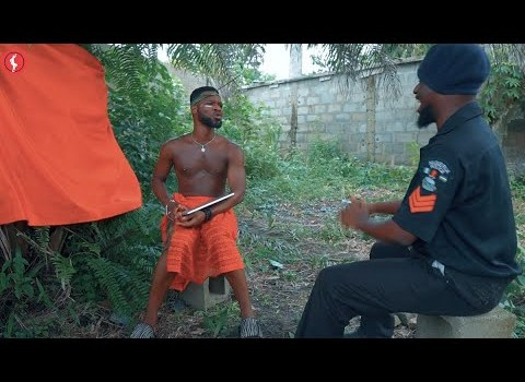 VIDEO: Broda Shaggi In Trouble, Officer Woos Want To Overthrown Him (Comedy) Mp4 Download